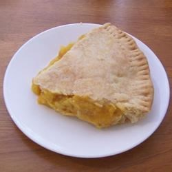 Pineapple Mango Pie