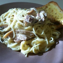 Chicken with Chanterelle Mushrooms and Marsala Wine Recipe