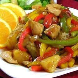Teriyaki & Pineapple Chicken
