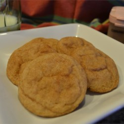 Cinnamon Lemon Cookies
