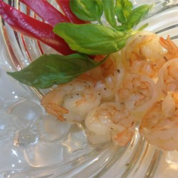 Texas Boiled Beer Shrimp