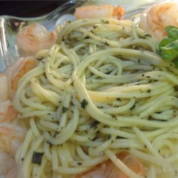 Lemon-Lime 3-Herb Pasta