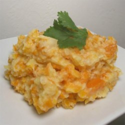 Trio of Mashed Roots (Parsnip, Turnip and Carrot) Recipe