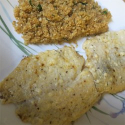Tilapia and Quinoa