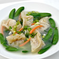 Pork Wonton Soup Recipe