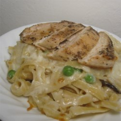 Baked Fettucheesy Recipe