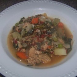 Salmon Stew (Abalos Style) Recipe