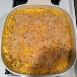 Healthier Chuck's Favorite Mac and Cheese Recipe
