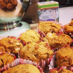 Apple Pumpkin Muffins Recipe