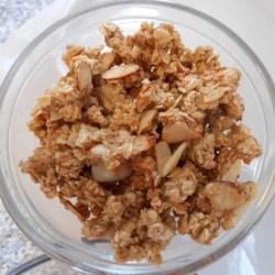 Vanilla Granola Recipe
