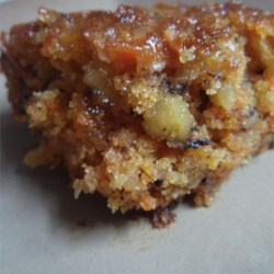 Carrot Cake Recipe With Buttermilk Glaze Allrecipes