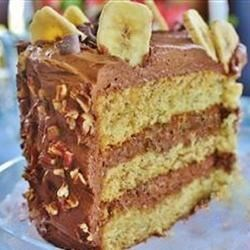 Banana Cake I Recipe