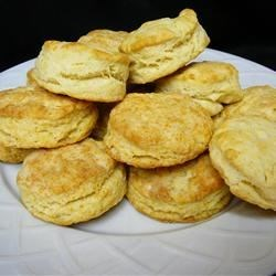 Photo of Mom's Buttermilk Biscuits by Judith  Rush