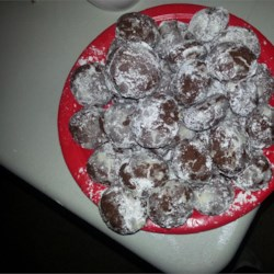 Chocolate Snowballs Recipe