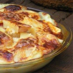 Creamy Au Gratin Potatoes