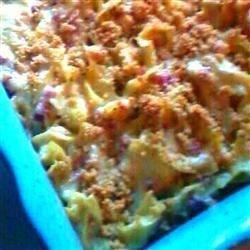 Creamy Chicken Cordon Bleu Casserole Recipe
