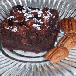 Dark Guinness(R) Brownies Recipe