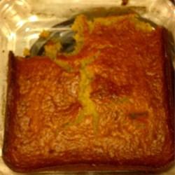 Orange Vegan Cake