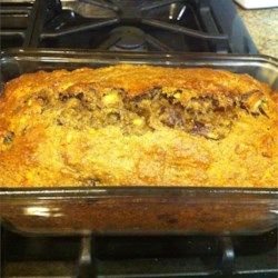 Banana Date Flaxseed Bread Recipe