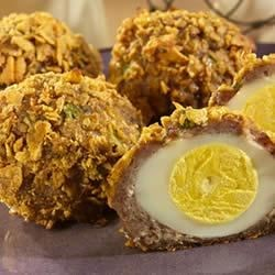Scotch Eggs from Bob Evans(R) Recipe