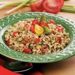 Photo of Brown Rice Lentil Salad by DeAnn Howard