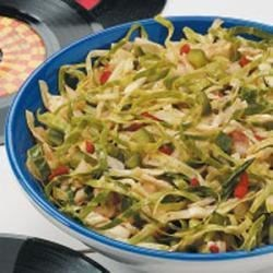 Photo of Nat King Cole Slaw by Judy  Nix