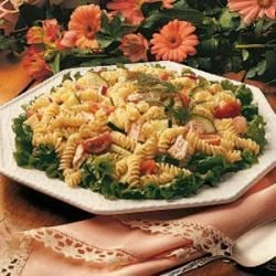 Photo of Salmon Pasta Salad by Mary  Dennis