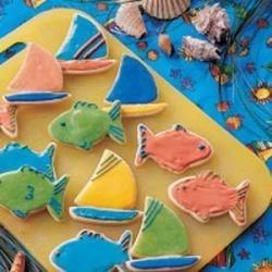Photo of Smooth Sailing Sugar Cookies by Martha  Conaway