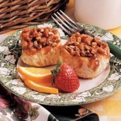 Photo of Honey Nut Sticky Buns by Bobbie  Talbott
