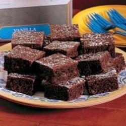 Photo of Triple Fudge Brownies by Denise  Nebel