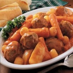 Photo of Oven Meatball Stew by Madge  Harman