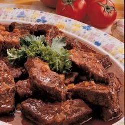 Photo of Slow-Cooked Short Ribs by Pam  Halfhill