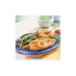 Garlic Herb Grilled Chicken