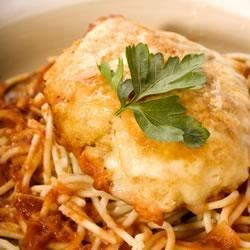 Photo of Easy Chicken Parmesan by Pam Anderson