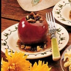 Photo of Spiced Baked Apples by Lorraine  Chausse