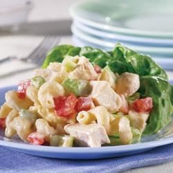 Photo of Campbell's® Healthy Request® Creamy Chicken Pasta Salad by Campbell's Kitchen