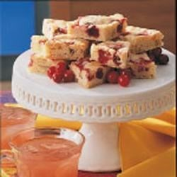 Photo of Cranberry Nut Bars by Ruth  MacDougal