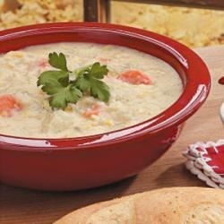 Photo of Parmesan Corn Chowder by Michelle  Kaiser