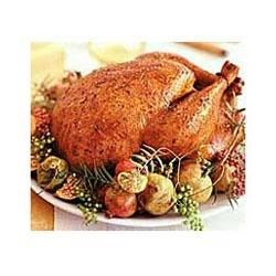 Ojai Roast Turkey with Rosemary, Lemon, and Garlic Recipe