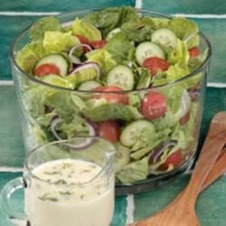 Photo of Dilly Romaine Salad by Catherine  Dawe