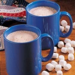 Photo of Fluffy Hot Chocolate by Jo Ann  Schimcek