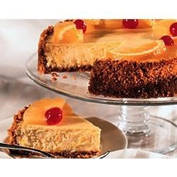 EAGLE BRAND(R) Pina Colada Cheesecake Recipe