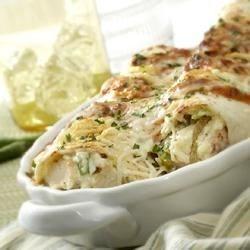 Photo of Marzetti® Chicken Enchiladas by Marzetti® Slaw Dressing
