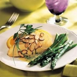 Photo of Citrus Glazed Chicken with Almonds by Maker of SPLENDA® Sweetener Products