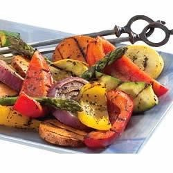Mixed Vegetable Grill Recipe
