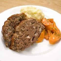 Pam's Glazed Meatloaf Recipe