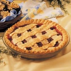 Photo of Cherry Pie by Frances  Poste