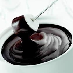 dark chocolate orange fondue printer friendly