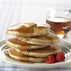 Photo of Pecan Pancakes with Spiced Syrup by McCormick® & Company