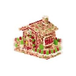 Photo of Kellogg's® Rice Krispies Treats® Holiday House by Kellogg's® Rice Krispies®